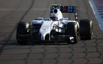 O brasileiro Felipe Nasr foi o dono do terceiro melhor tempo, no circuito da Catalunha.