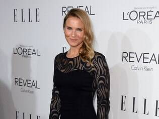 Renee Zellweger arrives at ELLE's 21st annual Women In Hollywood Awards at the Four Season Hotel on Monday, Oct. 20, 2014, in Los Angeles. (Photo by Jordan Strauss/Invision/AP) ta22011
