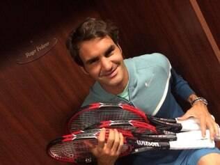 Com 33 anos, Roger Federer continua quebrando recordes no circuito mundial