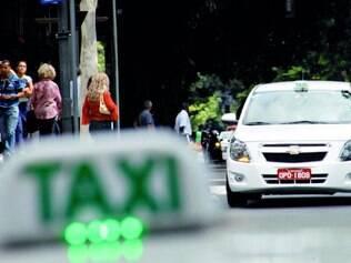 Ressalva.  Mesmo com assaltos constantes, taxistas não querem pagar por câmeras de segurança