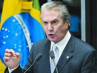 Fernando Collor teria recebido R$ 50 mil do doleiro Alberto Youssef