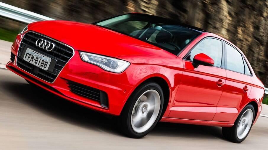 Audi A3 Sedan: modelo foi produzido entre 1999 e 2006; retornou em 2015, mas fabricação foi encerrada em 2020