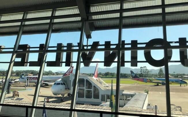 Aeroporto de Joinville obtém Certificado Operacional da ANAC