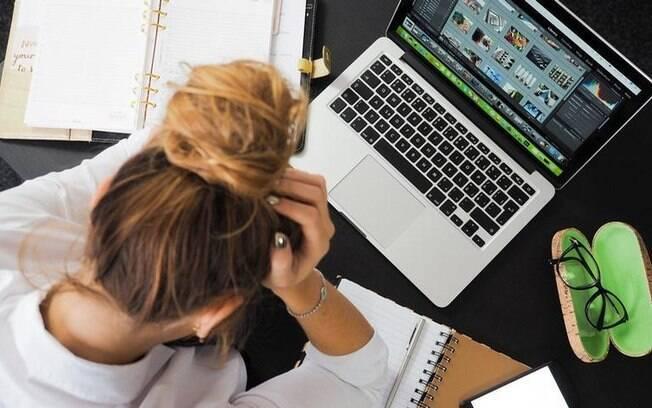 4 signos mais afetados pela síndrome de burnout