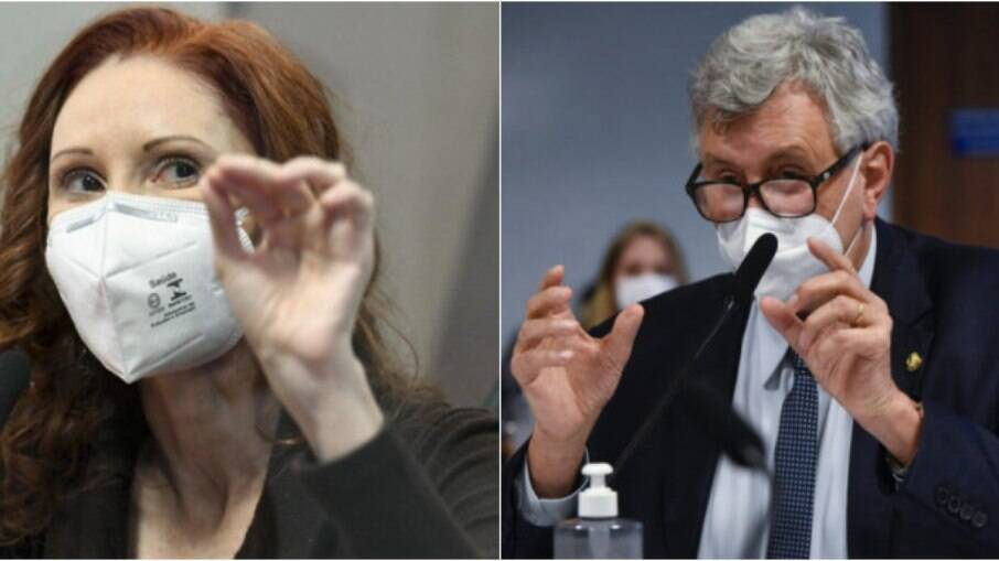 Senador Heinze voltou a defender o chamado 'tratamento precoce'