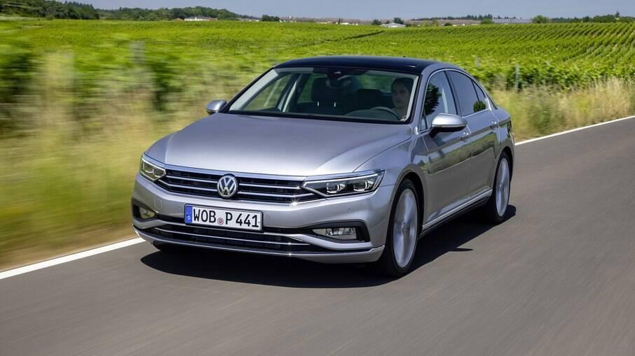 Volkswagen Passat: fim do sedã de luxo encerra história que durou 46 anos no Brasil