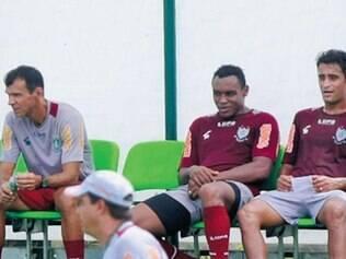 Moacir confia na dupla Obina/Tchô para a semifinal do Mineiro