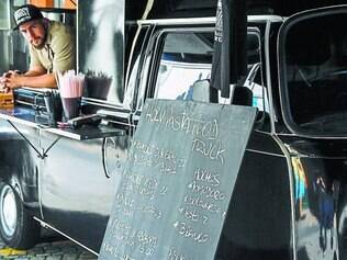 """Truck. Afolpho Schaeffer, do Holy Pasta, será um dos mentores dos participantes de """"Food Truck – A Batalha"""", que estreia no GNT"""