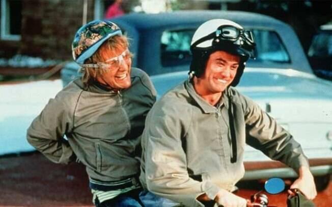 Jim Carrey e Jeff Daniels voltarão a interpretar
