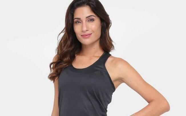 Camiseta Regata Adidas Ess Mf Egb Feminina