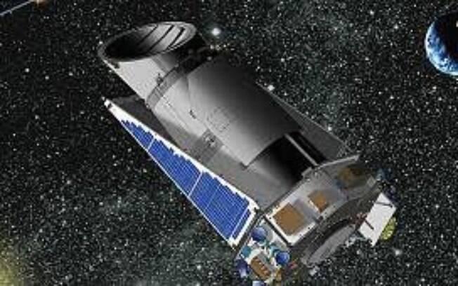 A missão do telescópio Kepler foi lançada em março de 2009 com o objetivo de descobrir novos planetas