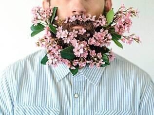 """As barbas seguem em alta. Elas são o símbolo da campanha """"Decembeard"""" (um mix de """"december"""" com """"beard"""")."""