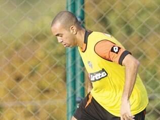 Atacante do Atlético é novidade na lista divulgada ontem pelo técnico Dunga para amistoso da seleção brasileira contra a Estônia