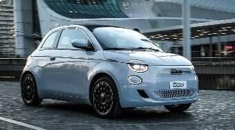 Fiat 500 elétrico está  a caminho e deve chegar em meados do ano