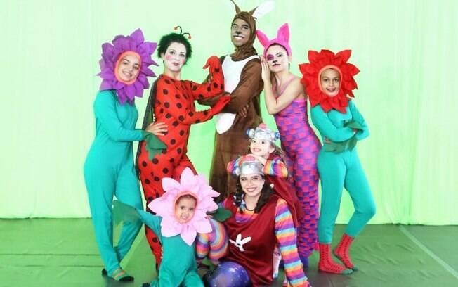 Escola de dança de Campinas apresenta espetáculo de ballet infantil on-line