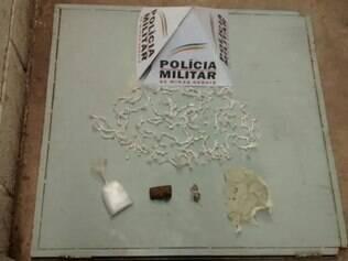 Tráfico era realizado na casa dos suspeitos