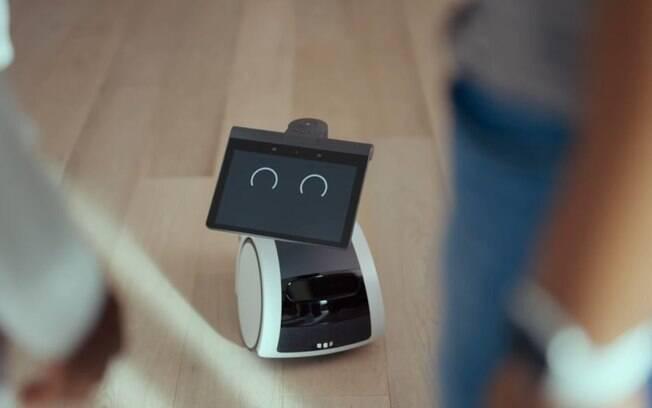 Amazon Astro, novo robô da companhia