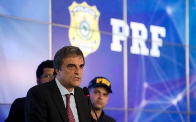 Ministro da Justiça, José Eduardo Cardozo divulgou os resultados da operação de carnaval