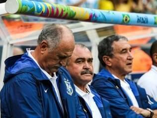 Felipão não é mais técnico da seleção brasileira