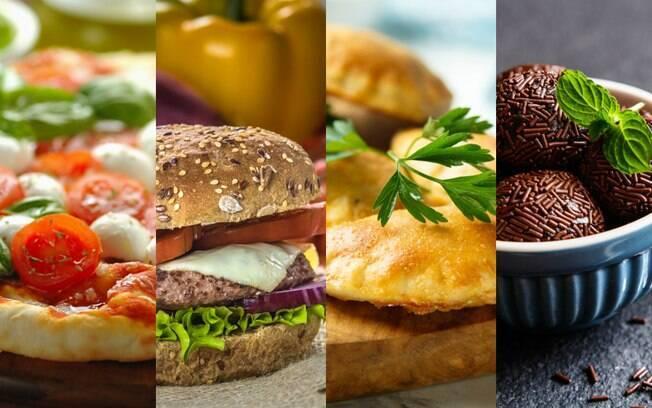 Receitas saudáveis não são necessariamente menos gostosas, e a maior dica está nas escolhas dos ingredientes