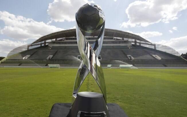 Estádio Bezerrão será o palco do jogo de abertura e da final da Copa do Mundo Sub-17