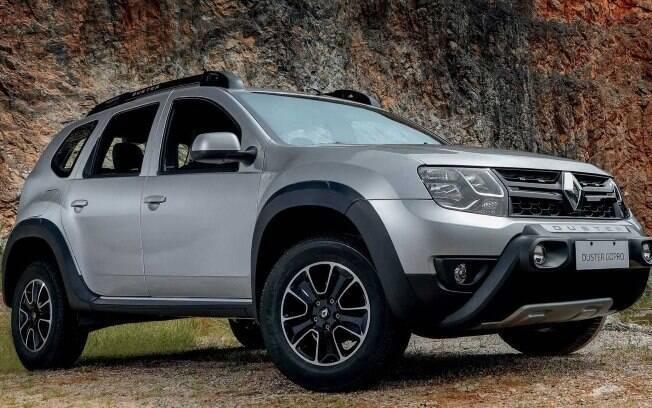 Renault Duster ganha novos detalhes em edição especial e limitada GoPro