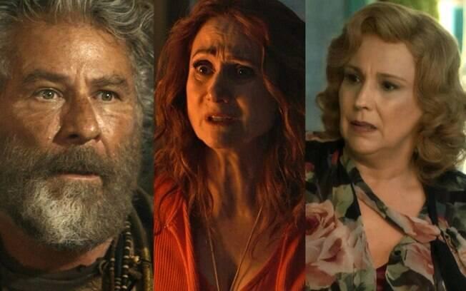Feliciano, Milu e Ondina serão os próximos alvos do assassino misterioso em