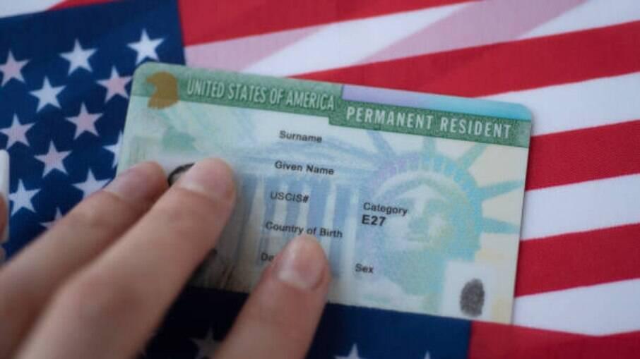 Green Card é sonho de brasileiros