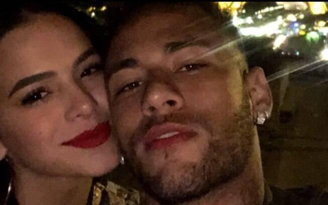 Bruna Marquezine afirmou o fim do relacionamento com Neymar em outubro
