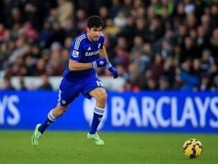 Diego Costa será desfalque dos Blues em jogo importante pela Premier League