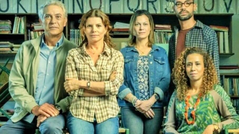 Globoplay suspende gravações de série após casos de Covid-19