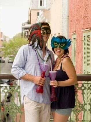 Com a desinibição do Carnaval, fica mais fácil puxar papo e fazer amizades
