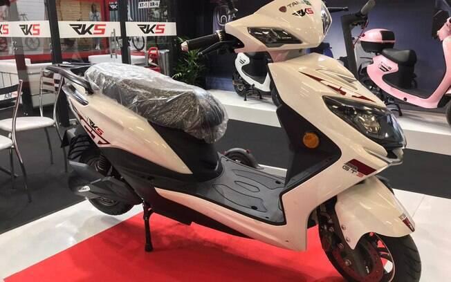 Tailg GT3 -epower pode atingir até 37 km/h e rodar 70- quilômetros com a carga das baterias, diz a fabricante