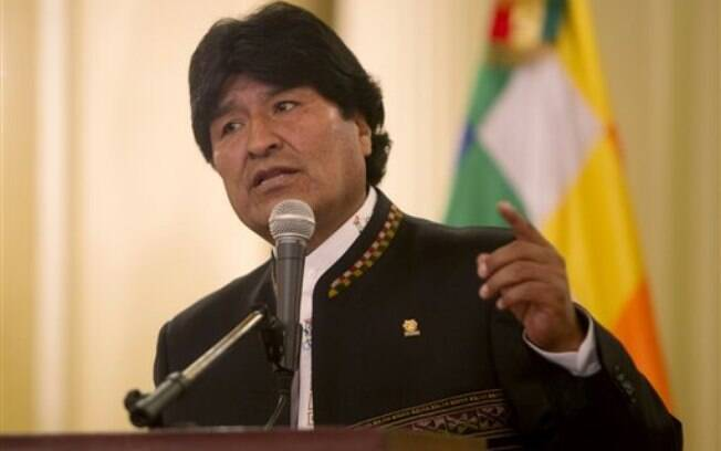 Evo Morales tem um governo alinhado com o chavismo venezuelano
