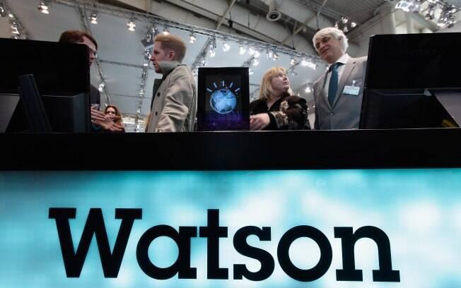 Watson, o supercomputador da IBM que pode interagir com humanos