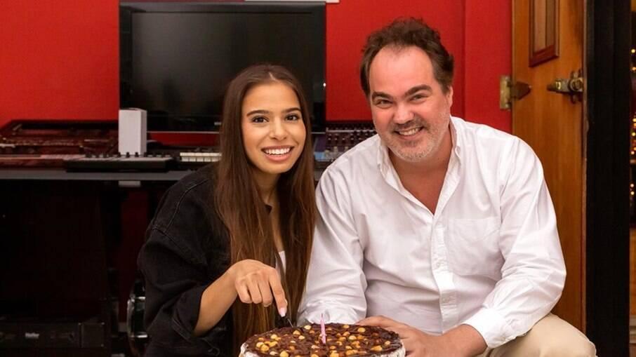 Emilia Pedersen e Daniel Jobim, aniversariantes da semana