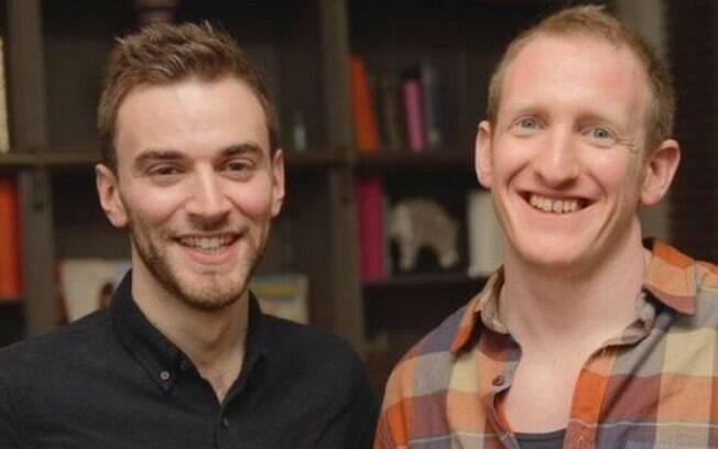 Johnny e Neil tornaram-se amigos depois do episódio que quase vitimou o blogueiro