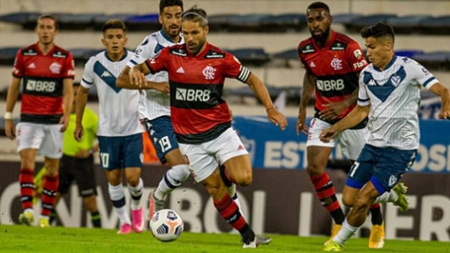 Flamengo recebe Unión La Calera pela Libertadores