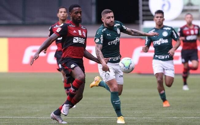 Teve jogo! Cheio de garotos, Flamengo tem boa atuação e consegue empate com o Palmeiras