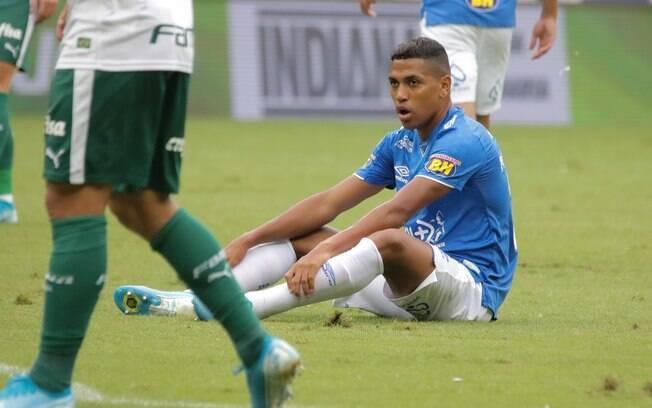 Cruzeiro foi rebaixado para Série B do Brasileirão