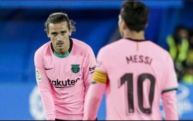 Ex-agente de Griezmann fez duras críticas a Lionel Messi