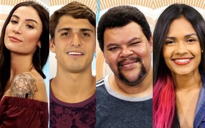 Participantes do BBB20