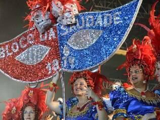 Bloco da Saudade celebra o carnaval