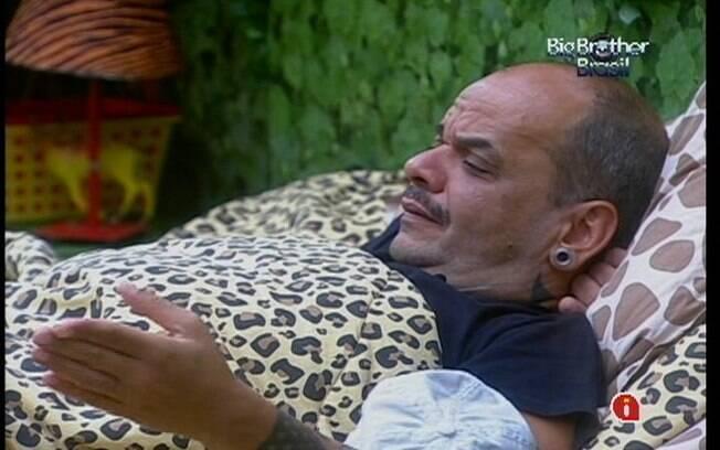 João Carvalho está há seis dias sem fumar