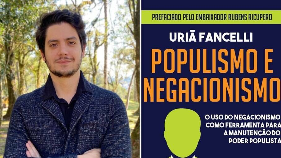 Uriã Fancelli Baumgartner é o autor do livro
