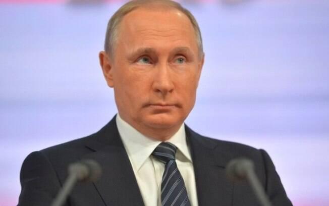 Putin disse que o lançamento dos mísseis representa