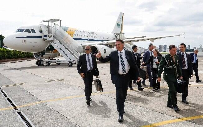 Militar que foi preso com 39 kg de cocaína em bagagem estava na comitiva oficial de Bolsonaro ao G-20