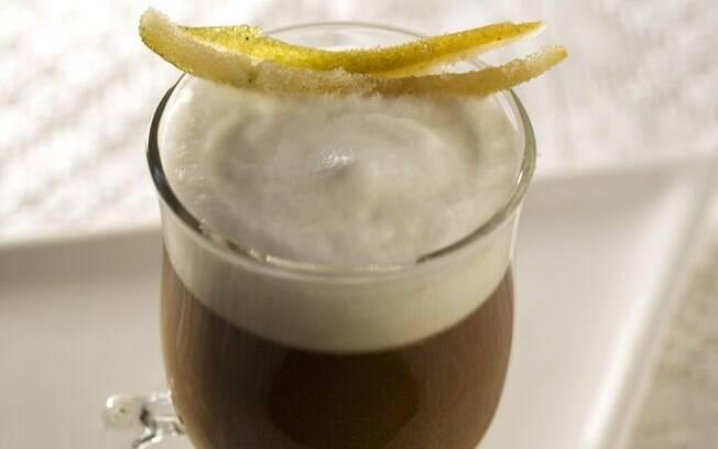 Foto da receita Café cremoso com vinho do Porto pronta.