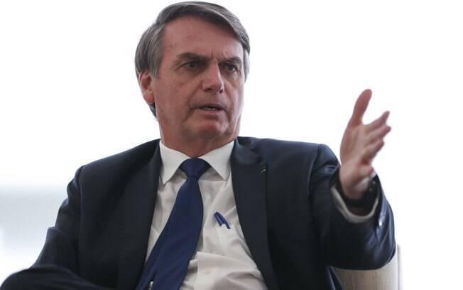 Jair Bolsonaro se reuniu com pastores evangélicos em evento de Silas Malafaia