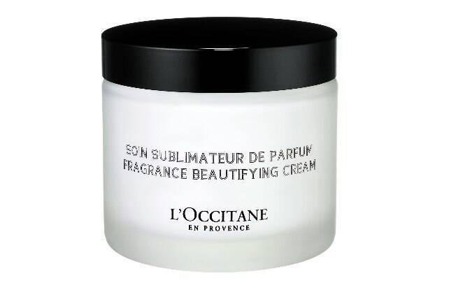Creme hidratante Realçador de fragrância, da L'Occitane en Provence, é edição limitada e intensifica o poder de fixação do cheiro na pelel R$195